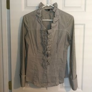 Express Dress Shirt Size Small